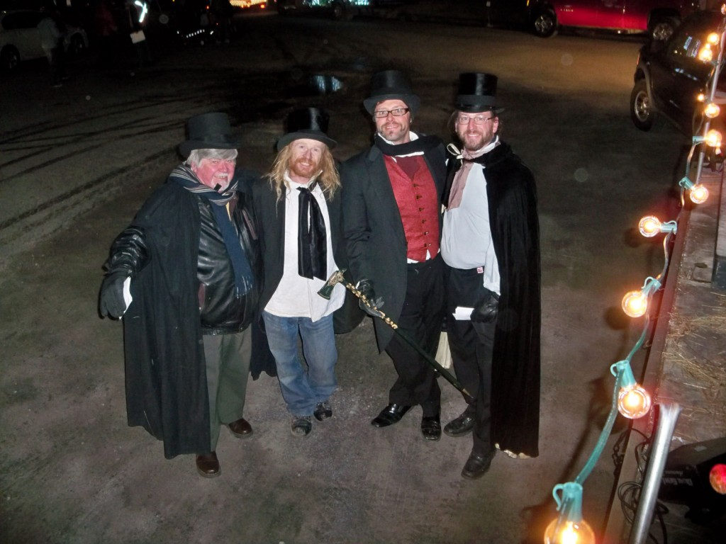 Merry Gentlemen