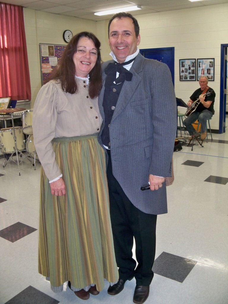 Mr. & Mrs. cratchet