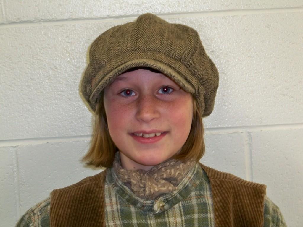 Roan Treanor aka Tiny Tim